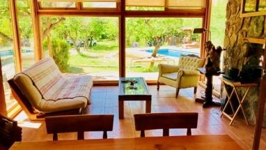 Casa Huerto El Damascal - Paihuano